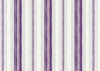 Clarence Stripe Plum