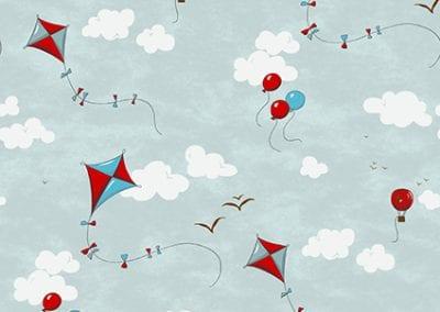 Up & Away Blue Sky